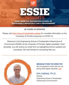 ESSIE Newsletter, Spring 2020