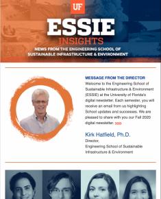 ESSIE Newsletter, Fall 2020
